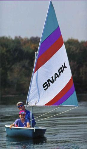 Super Snark Sailboat