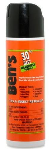 BEN'S 30% DEET ECO-SPRAY 6 OZ.