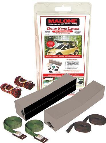 Malone Deluxe Kayak Foam Block Kit