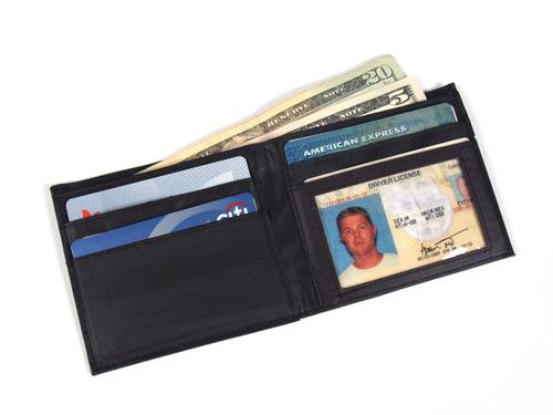 World's Thinnest Wallet w/ ID Holder
