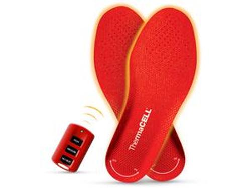 Thermacell Rechargeable Heated Insole Larger Sizes