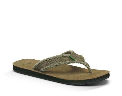 Sanuk Men's Fraid Not