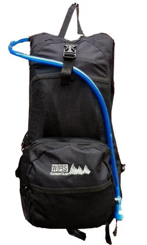 World Famous Sports HYDRATION PACK BLACK
