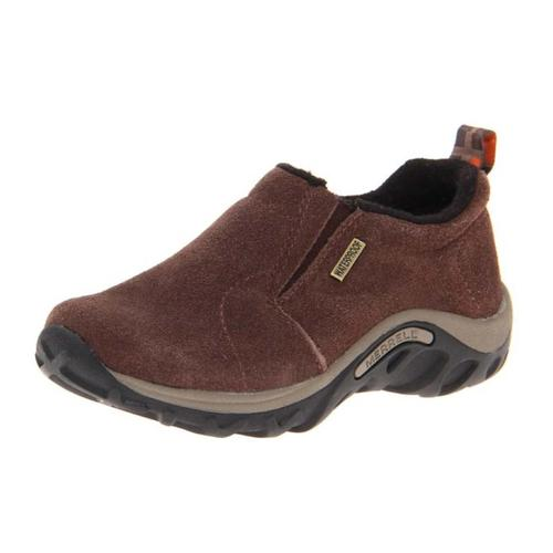Merrell Kid's Jungle Moc Frosty Waterproof