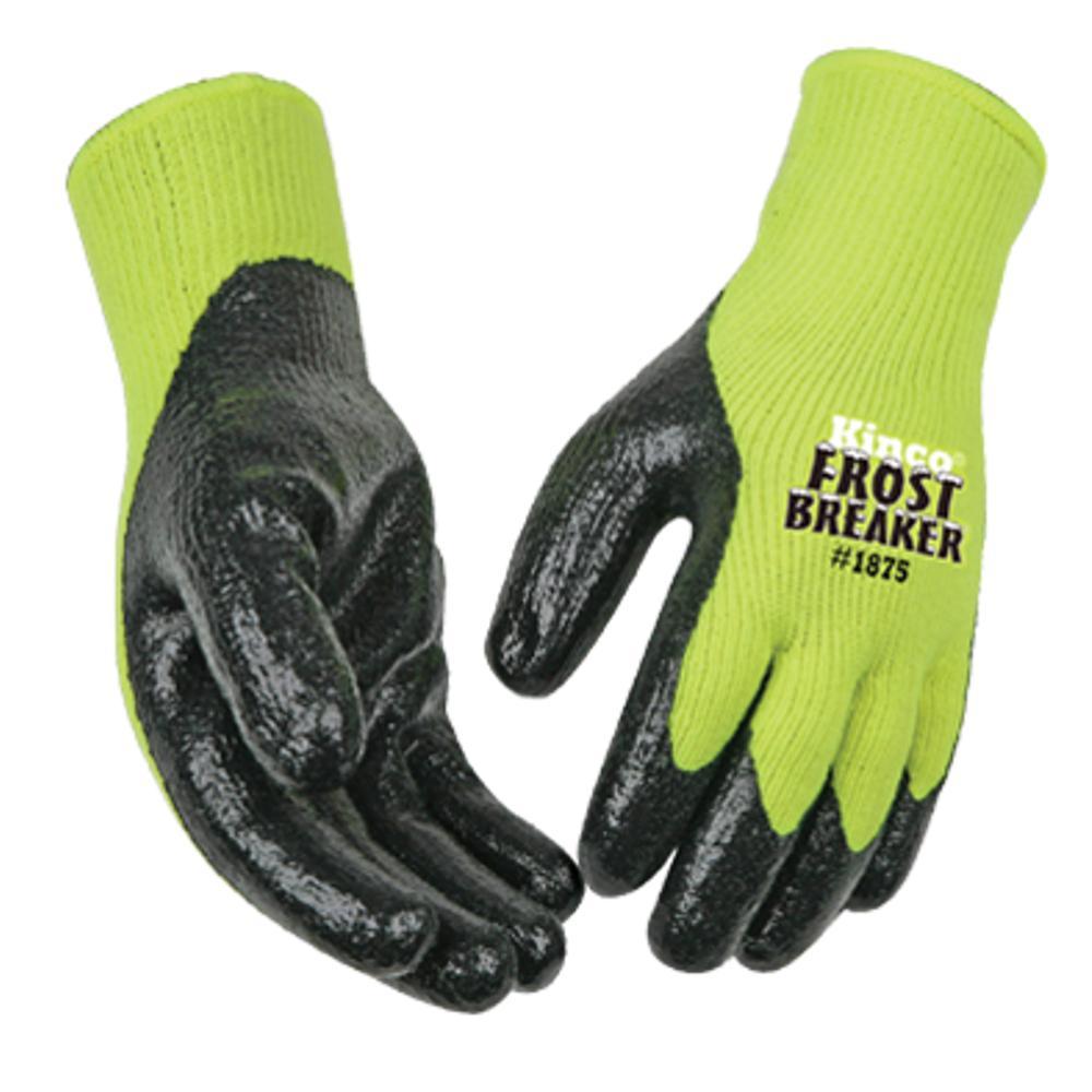 Kinco Frost Breaker Hi- Vis Cold Weather Glove