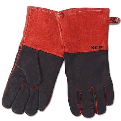 Kinco Lined Welding/Fireplace Gloves