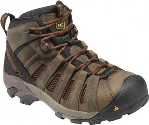 Keen Men's Flint Mid Steel Toe Boot