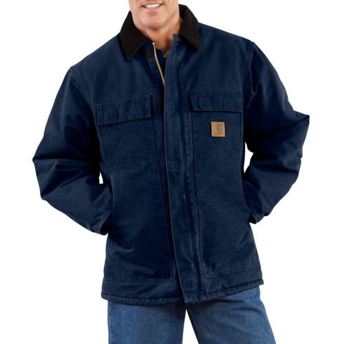 Carhartt Men's Sandstone Arctic Coat Tall Sizes