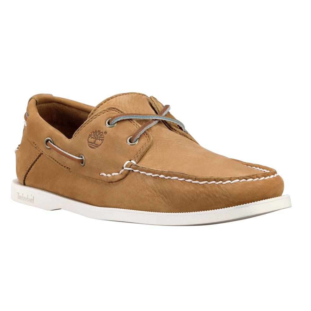 online for sale sold worldwide 60% cheap Kenco Outfitters | Timberland Earthkeepers Men's Heritage 2- Eye Boat Shoe
