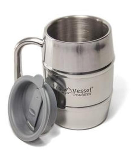 Eco Vessel Insulated Coffee/Beer Mug