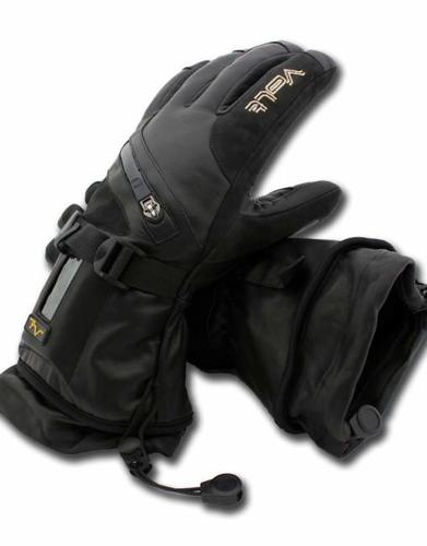 Volt Women's Titan Leather Heated Gloves