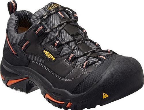 Keen Men's Braddock Low Steel Toe