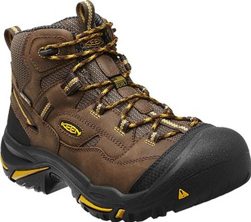 Keen Men's Braddock Mid Steel Toe