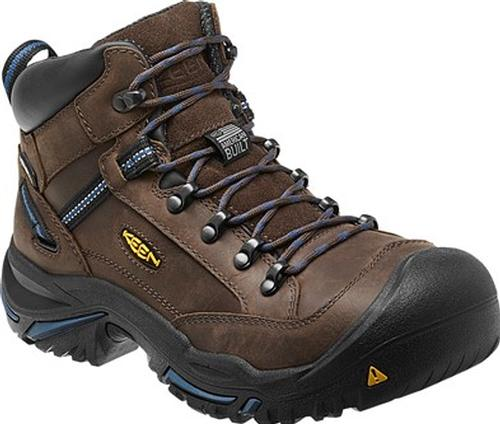 Keen Men's Braddock Mid All Leather Waterproof