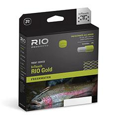Rio In Touch Gold Fly Line WF5F