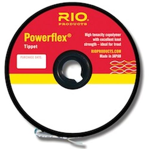 Rio Powerflex Tippet 30 Yard Spool