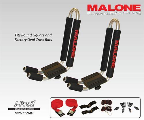 Malone J Pro 2 Kayak Carrier