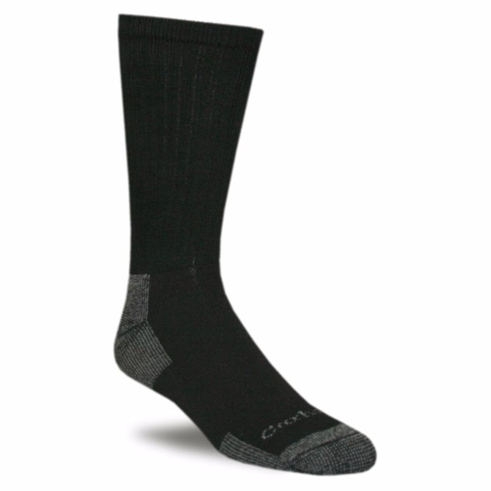 Carhartt Men's 3 Pack All Season Cotton Crew Socks