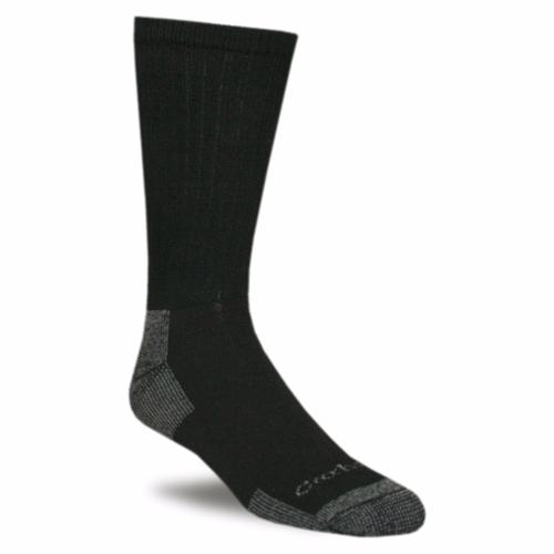Carhartt Men's 3 Pack All Season Cotton Crew Socks