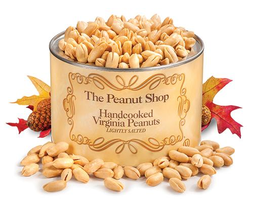 Handcooked Peanuts Lightly Salted 20 oz