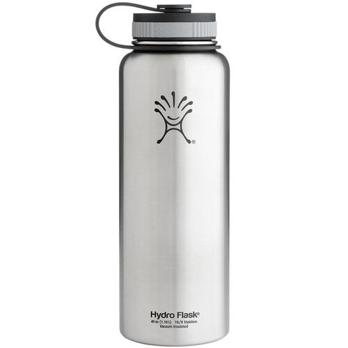 Hydroflask 40oz Wide Mouth Insulated Bottle