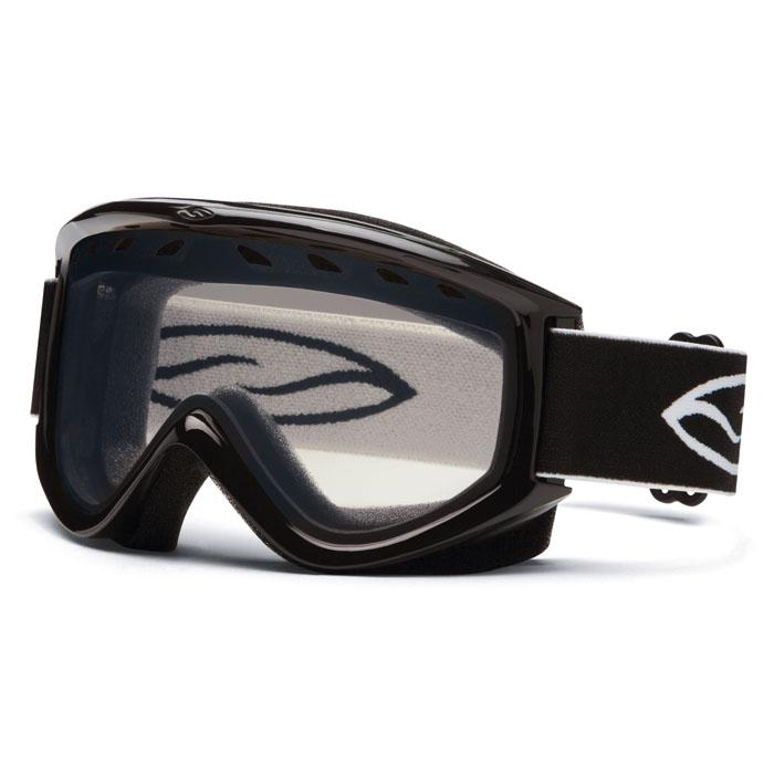 Smith Electra Goggles Black With Clear Lens