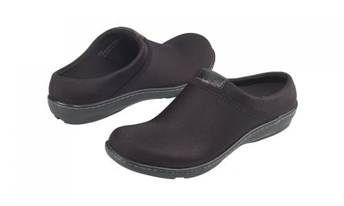 Aetrex Berries Clogs - Blackberry