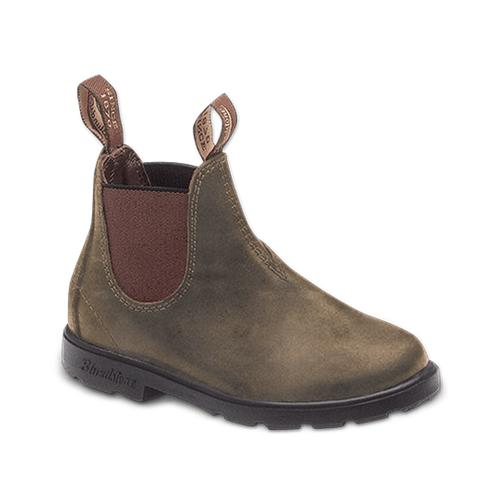 Blundstone Kid's Blunnies, #565 Rustic Brown