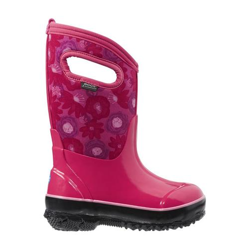 BOGS Girl's Watercolor Insulated Boots