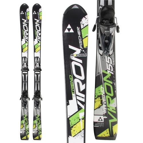 Fischer Viron Trend Skis w/ RS10 Bindings