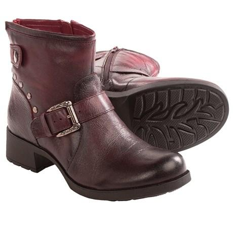 Earth Women's Redwood Boots