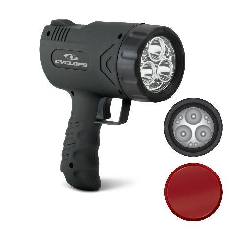 Cyclops Sirius 500 Lumen Rechargeable Handheld Spotlight