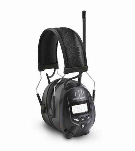 Walkers Digital AM/FM Radio Hearing Protection Muff