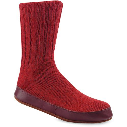 Acorn Women's Ragg Wool Slipper Socks