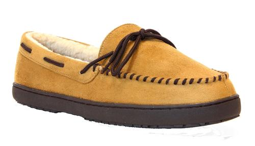 Western Chief Men's Moccassin Slipper