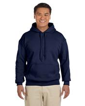 Gildan Heavy Blend Hooded Pullover Sweatshirt NAVY