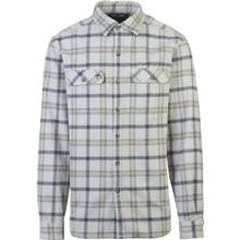Arborwear Men's Chagrin Flannel Shirt GREY