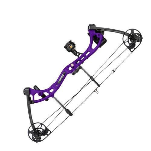 Bear Archery Apprentice 3 Purple RH Bow Package