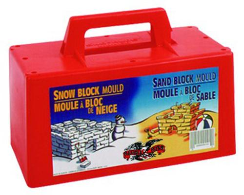 Flexible Flyer Snow and Sand Block Mold