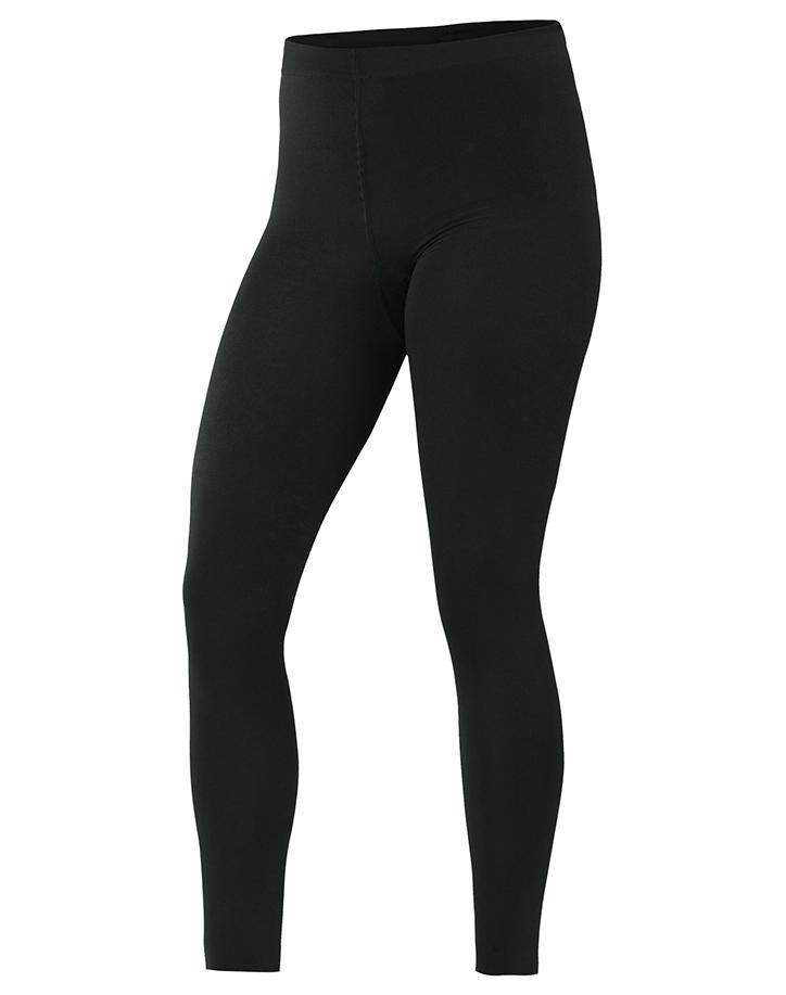 Terramar Women's Brushed Footless Leggings 3.0
