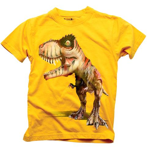 Wes and Willy Boys 'Tee' Rex Short Sleeve Shirt