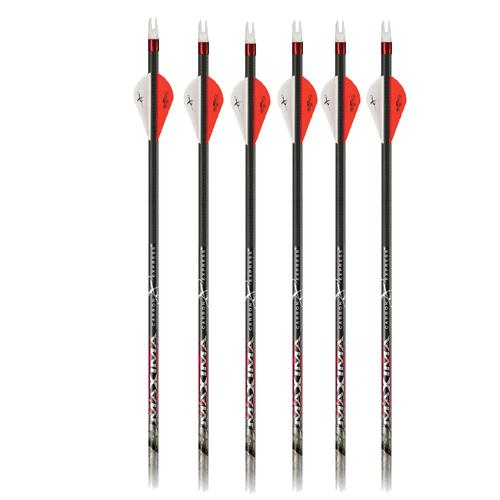 Carbon Express Maxima Hunter 6 Pack Arrows