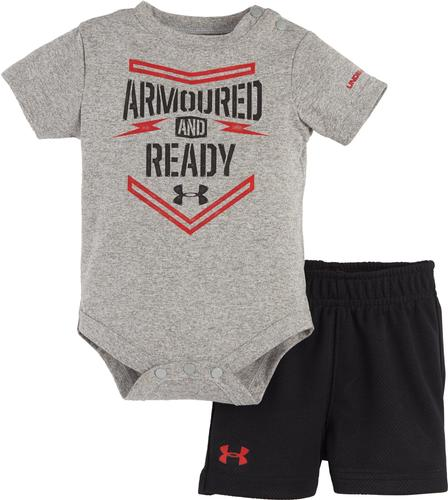 Under Armour Newborn Armoured & Ready Set