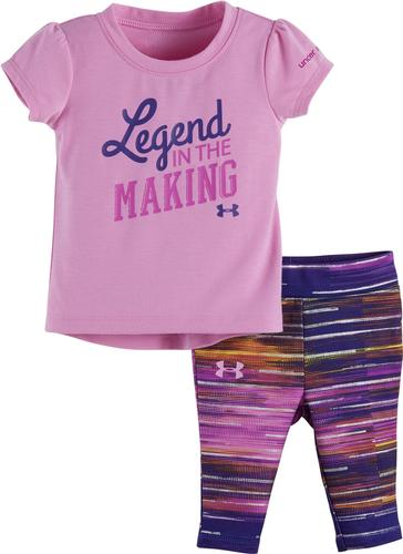 Under Armour Infants Legend in the Making Set
