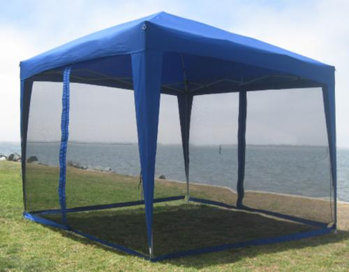 World Famous Sports Replacement Gazebo Screen Set