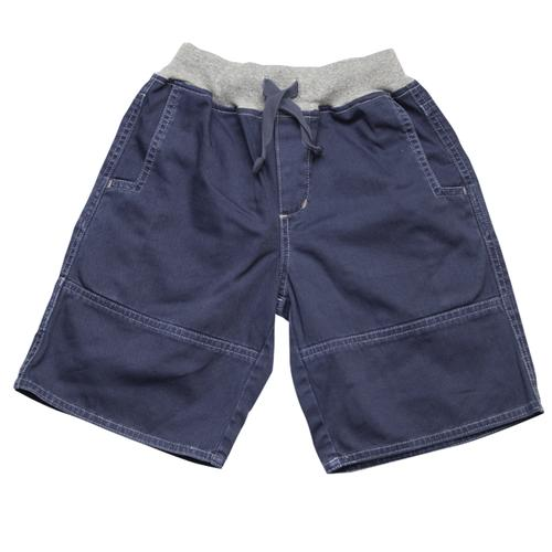 Wes and Willy Toddler Boys' Rib Waist Twill Short