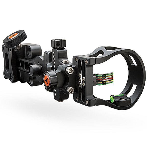 Apex Gear Attitude Micro- Adjustable 5 Pin Dovetail Sight