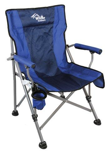 Wilcor Deluxe Straight Back Chair