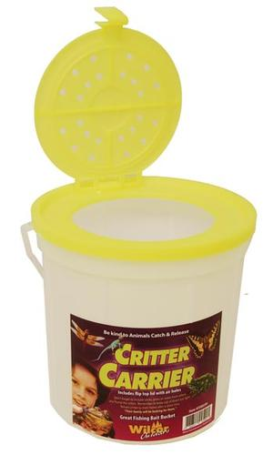 Wilcor Critter Carrier Bait and Frog Bucket