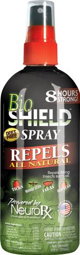 Portland Outdoors Bio Shield Insect Repelling Spray 8oz